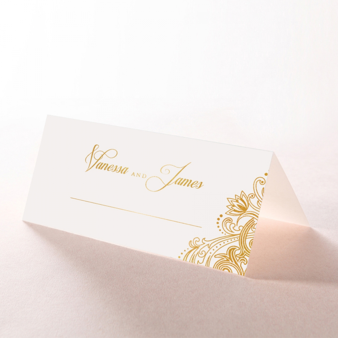 Imperial Glamour with Foil - Place Cards - DP116022-NV-F - 143823