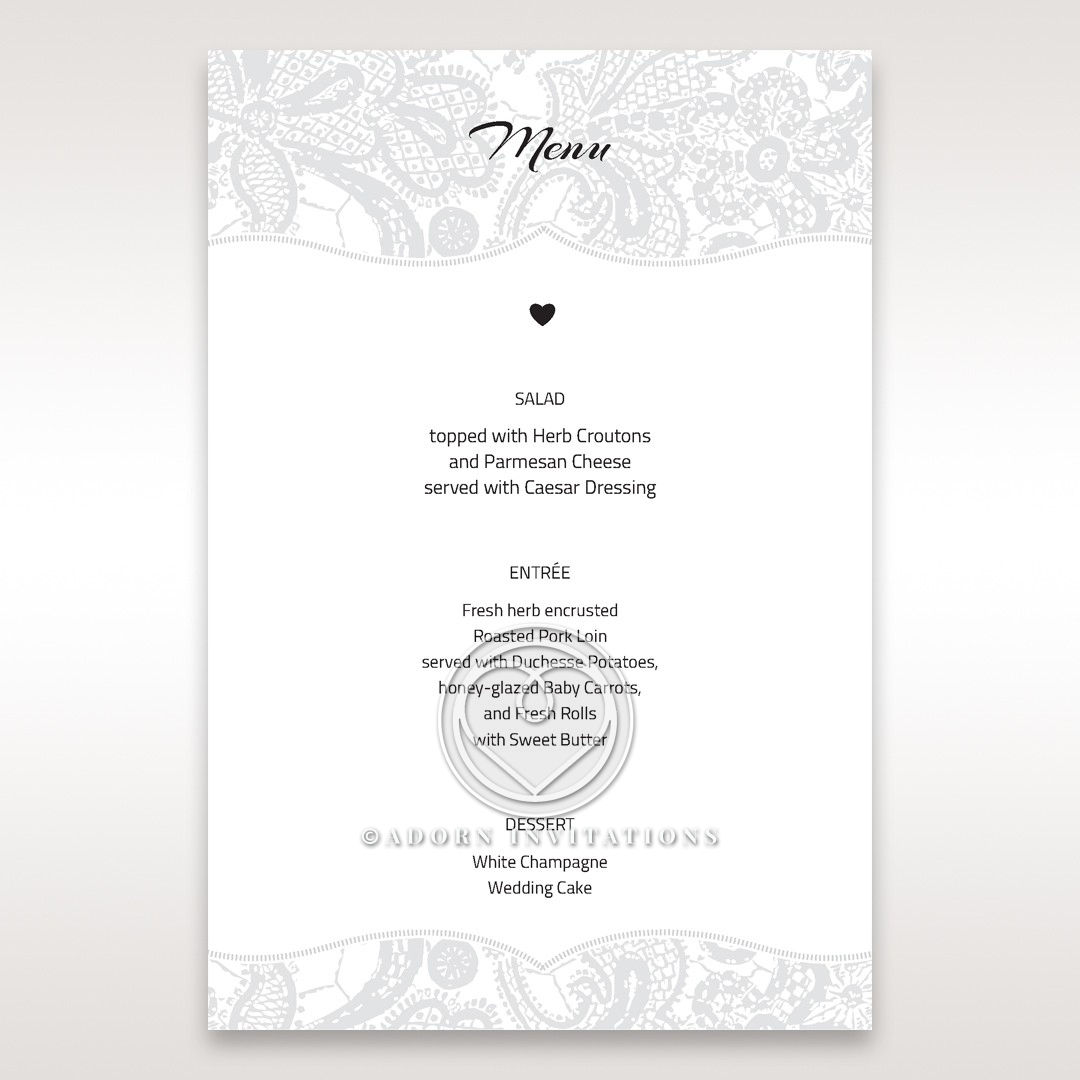 luxurious-embossing-with-white-bow-wedding-menu-card-stationery-item-DM13304