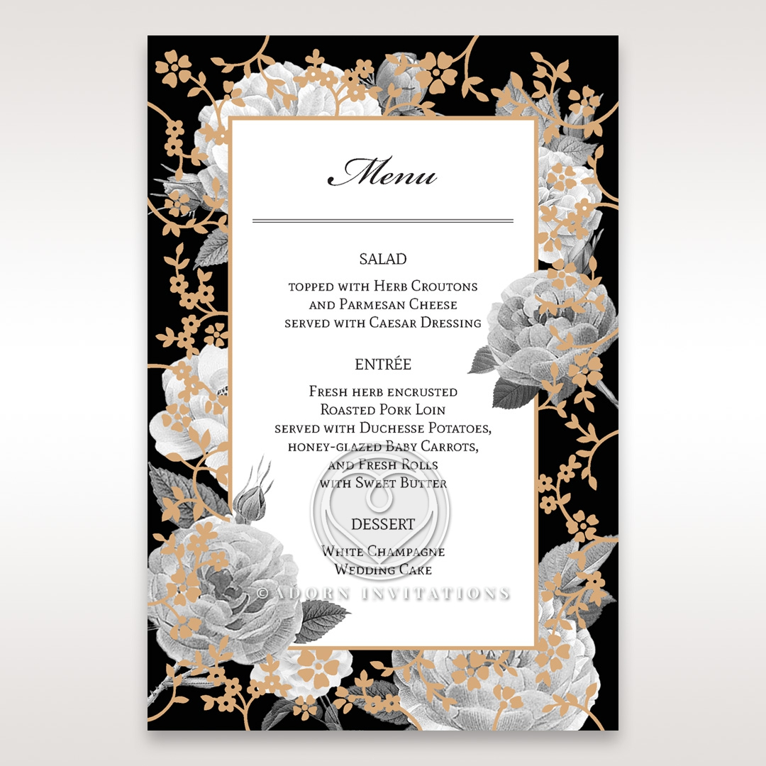 rose-gold-flowers-wedding-reception-menu-card-stationery-design-DM114084-YW