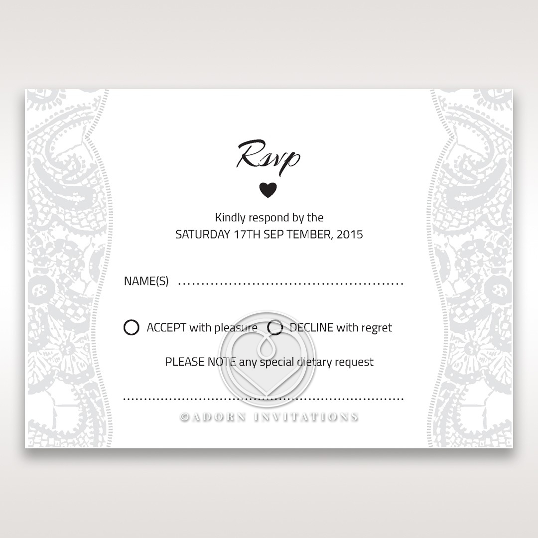 luxurious-embossing-with-white-bow-wedding-rsvp-card-DV13304