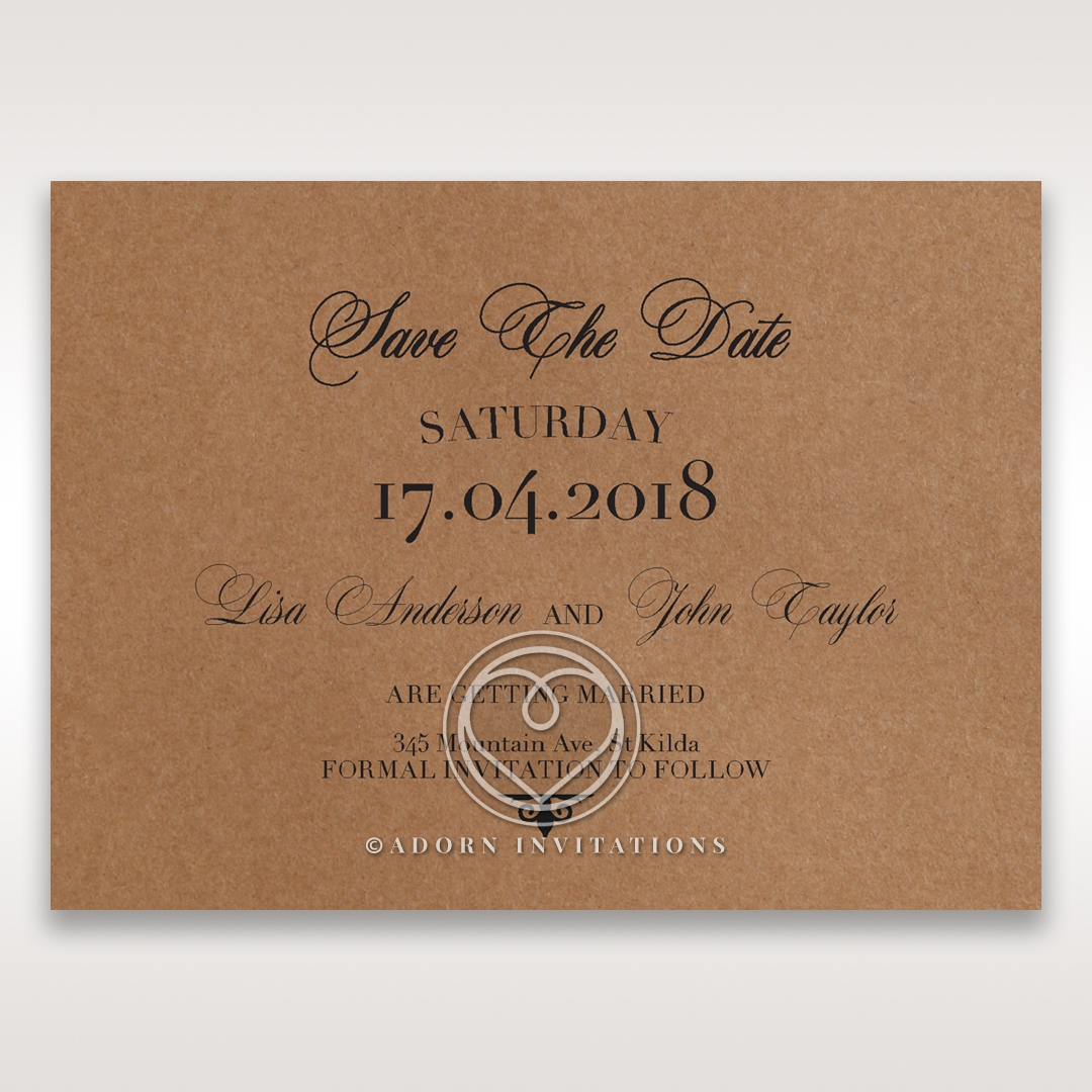 country-glamour-wedding-save-the-date-stationery-card-item-DS114113-BW