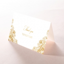 Imperial Glamour with Foil - Thank You Cards - DY116022-NV-F - 143782