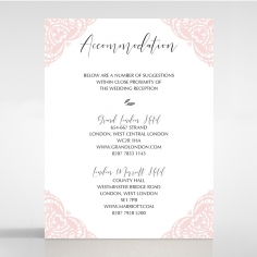 Rustic Elegance accommodation invite