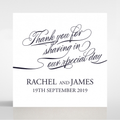 A Polished Affair wedding stationery gift tag item