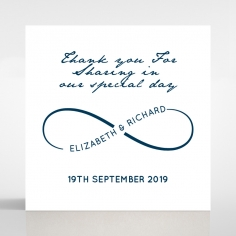 Eternal Simplicity wedding stationery gift tag item