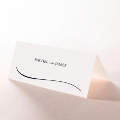 A Polished Affair wedding venue table place card stationery