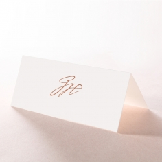 Sunburst reception place card