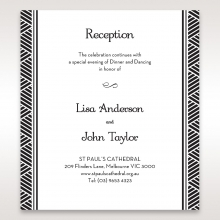 glitzy-gatsby-foil-stamped-patterns-in-gold-wedding-stationery-reception-invite-DC114094-BK