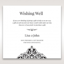 elegant-crystal-black-lasercut-pocket-wedding-wishing-well-card-DW114011-WH