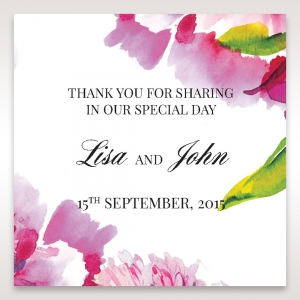 Accompanying Gift Tags To Match Your Invitation
