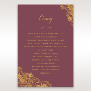 imperial-glamour-with-foil-order-of-service-card-DG116022-MS-F