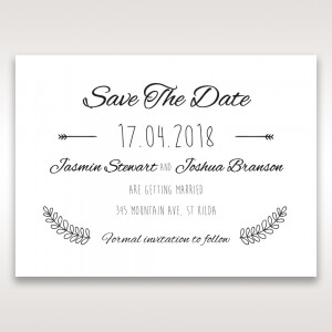 Save The Date Cards For A Range Of Wedding Themes