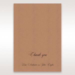 Thank You Cards For Weddings Custom Photo Designs