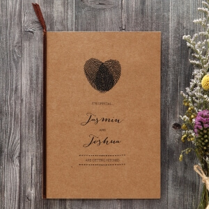Rustic Country Inspired Wedding Invites I B