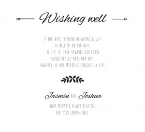 country-lace-pocket-wishing-well-stationery-card-DW115086