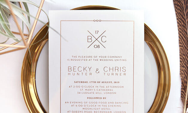Wedding Invitations Laser Cut Invites Stationery Cards Online